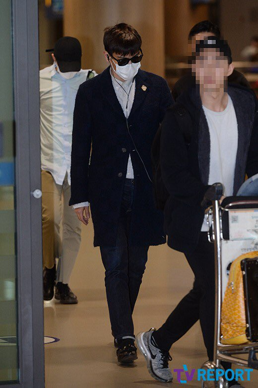 BIGBANG Arrival Seoul Incheon From Shenzhen 2016-03-14 (6)