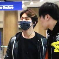 BIGBANG Arrival SEoul ICN From Shenzhen 2016-03-14 (3)