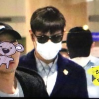 BIGBANG Arrival SEoul ICN From Shenzhen 2016-03-14 (1)