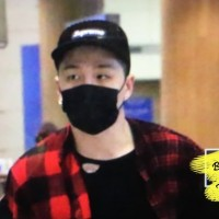 BIGBANG Arrival SEoul ICN From Shenzhen 2016-03-14 (2)