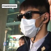 BIGBANG Arrival Seoul From Shenzhen 2016-03-14 (12)