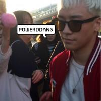 BIGBANG Arrival Seoul From Shenzhen 2016-03-14 (1)