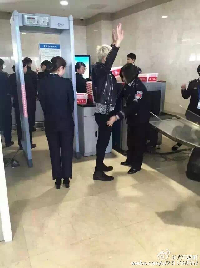 BIGBANG - Hefei Airport - 21mar2016 - 光年羁畔 - 06