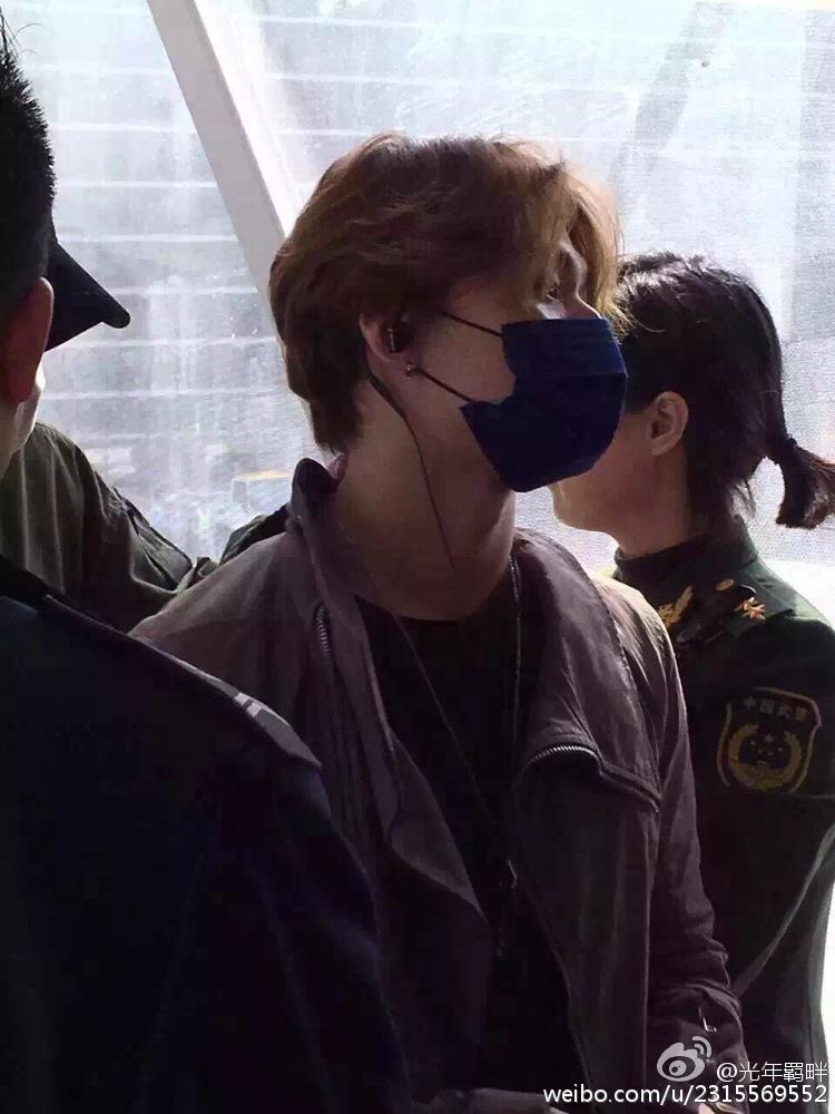 BIGBANG - Hefei Airport - 21mar2016 - 光年羁畔 - 09