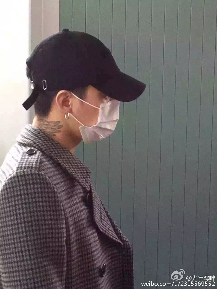 Big Bang - Hefei Airport - 21mar2016 - 光年羁畔 - 10