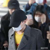 BIGBANG Arrival Seoul Incheon 2016-03-21 (2)