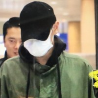 BIGBANG Arrival Seoul Incheon 2016-03-21 (10)