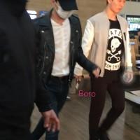 BIGBANG - Incheon Airport - 23mar2016 - GmarlboroD - 01