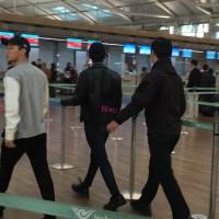 BIGBANG - Incheon Airport - 23mar2016 - GmarlboroD - 03