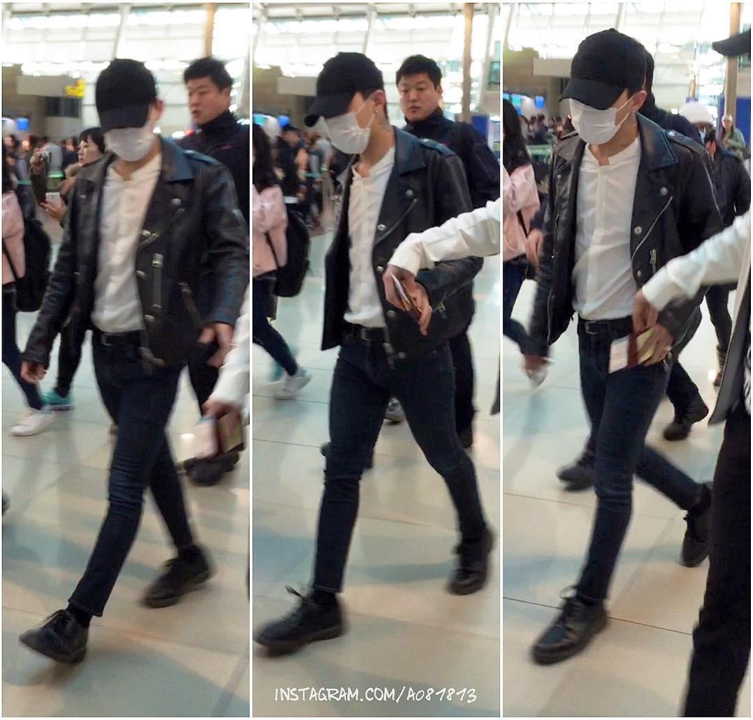 BIGBANG - Incheon Airport - 23mar2016 - A081813 - 04