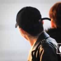 BIGBANG - Incheon Airport - 23mar2016 - GD World - 04
