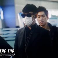 BIGBANG - Incheon Airport - 23mar2016 - The TOP - 01