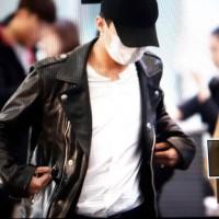 BIGBANG - Incheon Airport - 23mar2016 - Number G - 02