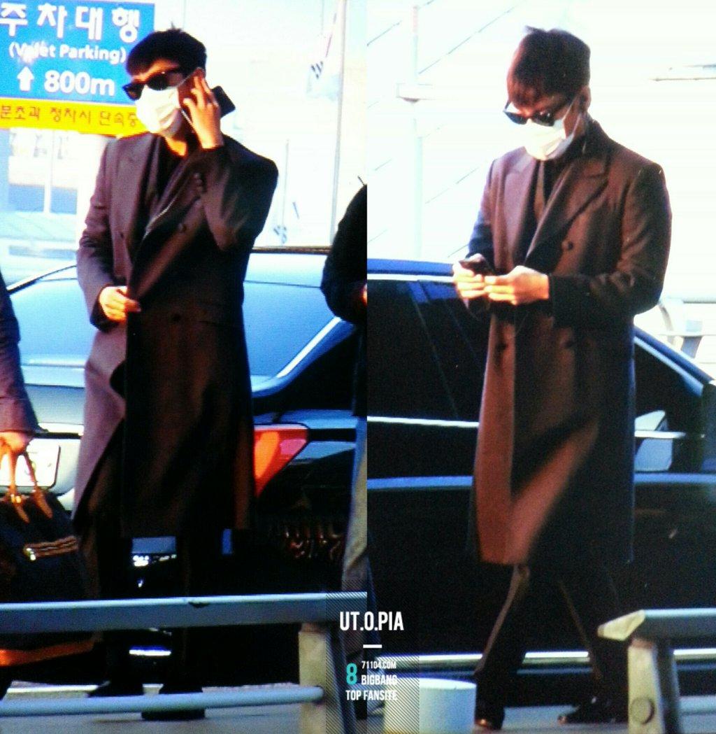 BIGBANG - Incheon Airport - 23mar2016 - Utopia - 09