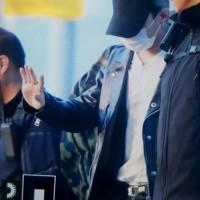 BIGBANG - Incheon Airport - 23mar2016 - With G-Dragon - 05