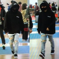 BIGBANG - Incheon Airport - 23mar2016 - YB 518% - 02