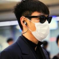 BIGBANG - Incheon Airport - 23mar2016 - Utopia - 04