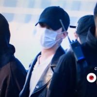 BIGBANG - Incheon Airport - 23mar2016 - G-One - 02