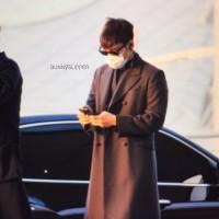 BIGBANG - Incheon Airport - 23mar2016 - Bunnyslipper - 01