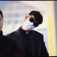 BIGBANG - Incheon Airport - 23mar2016 - Bunnyslipper - 03