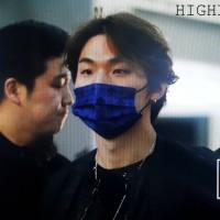 BIGBANG - Incheon Airport - 23mar2016 - High Lite - 03
