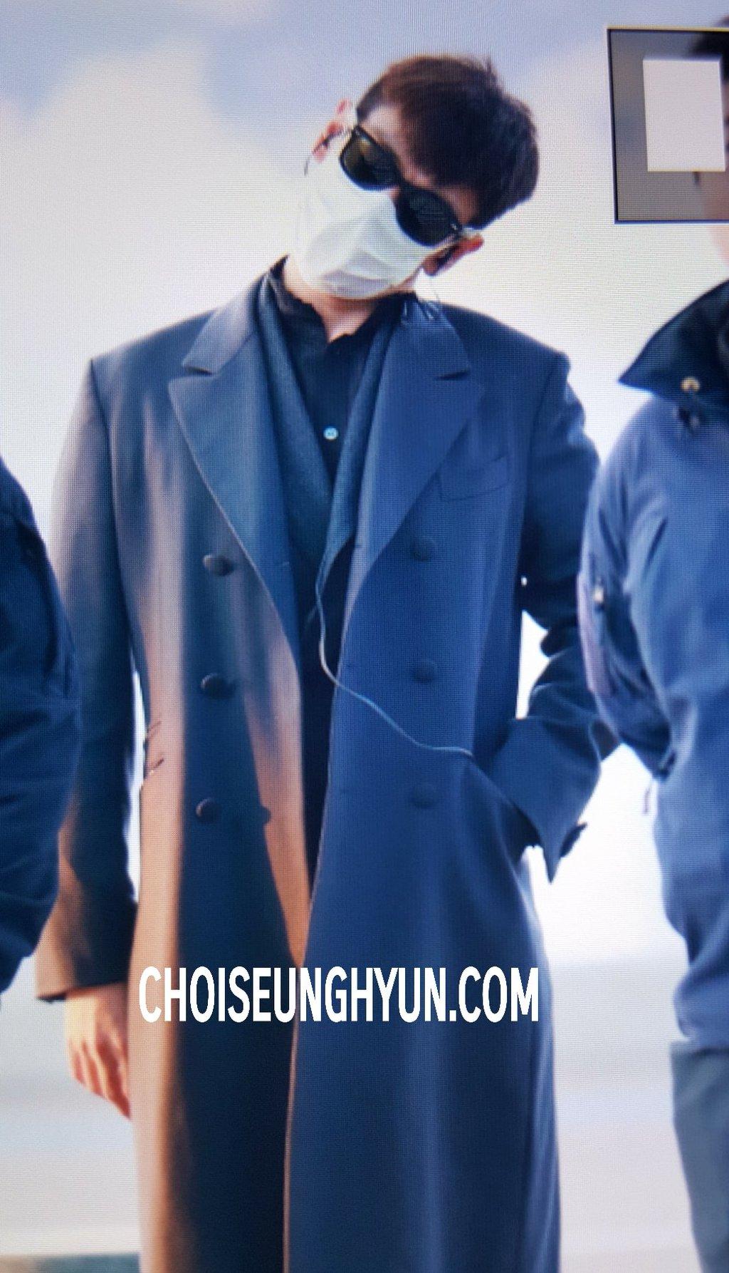 BIGBANG - Incheon Airport - 23mar2016 - Choidot - 01