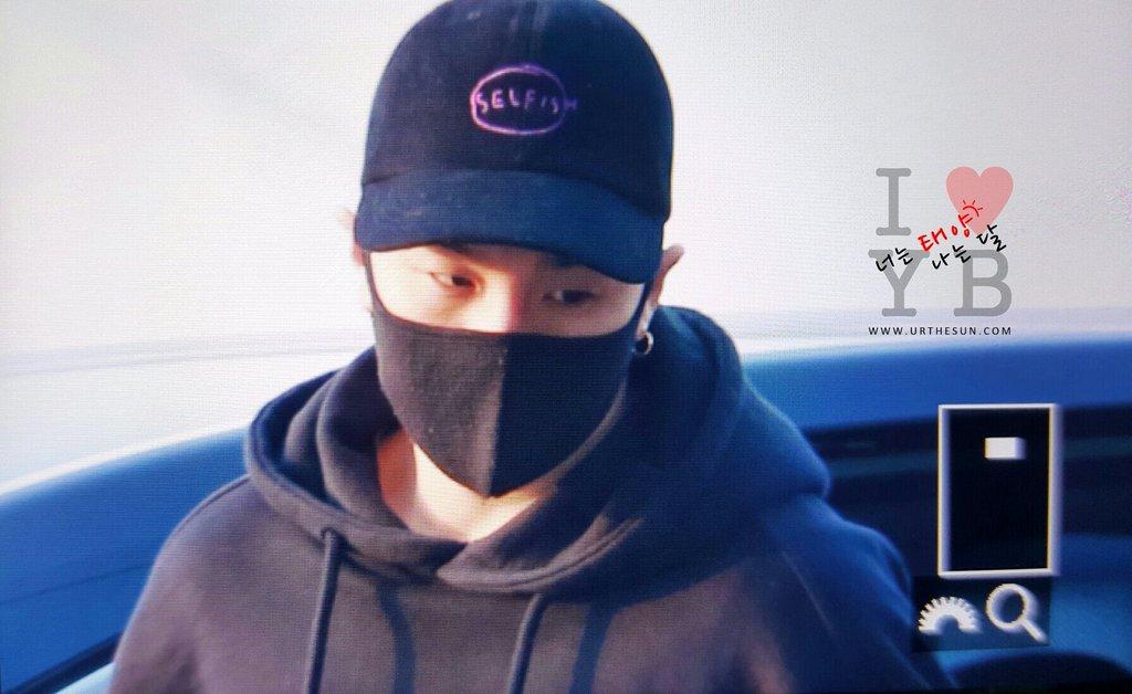 BIGBANG - Incheon Airport - 23mar2016 - Urthesun - 02