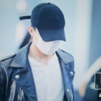 BIGBANG - Incheon Airport - 23mar2016 - With G-Dragon - 02