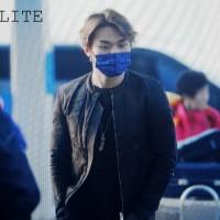 BIGBANG - Incheon Airport - 23mar2016 - High Lite - 01