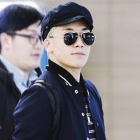 Seung Ri - Incheon Airport - 22mar2016 - Acetory - 02