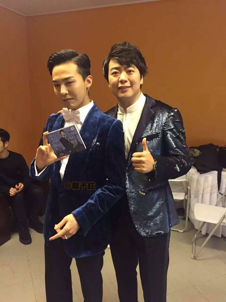 BIGBANG QQ Music Awards Shenzhen 2016-03-23 (2)