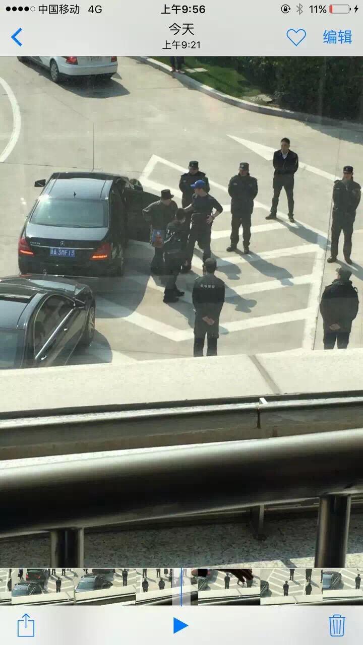 BIGBANG - Nanchang Airport - 25mar2016 - 老烟嗓小奶音 - 01