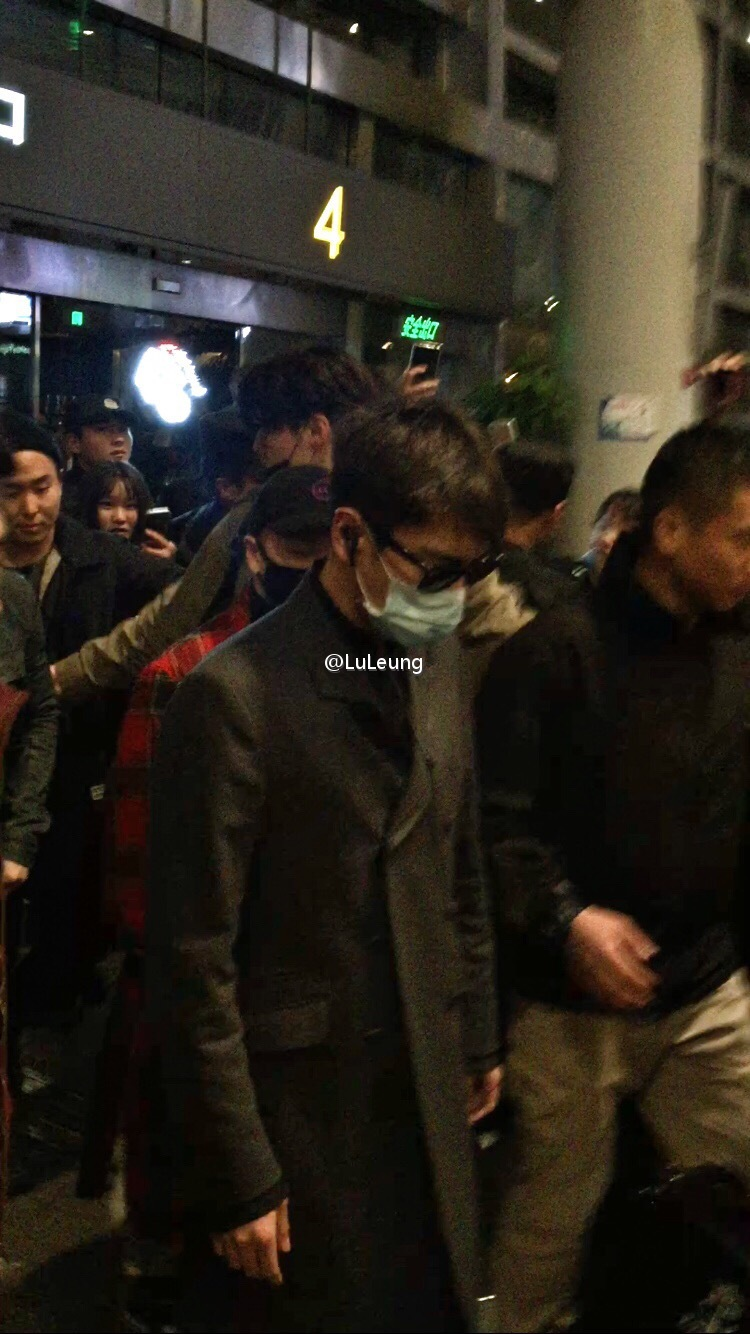 BIGBANG Departure Changsha To Seoul 2016-03-26 (4)