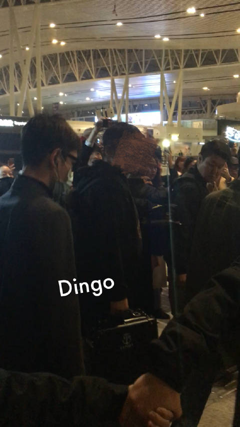 BIGBANG Departure Changsha To Seoul 2016-03-26 (6)