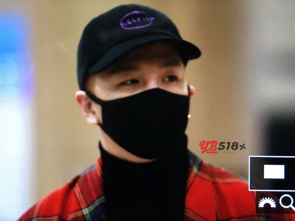 BIGBANG Arrival Seoul From Changsha 2016-03-27 (33)