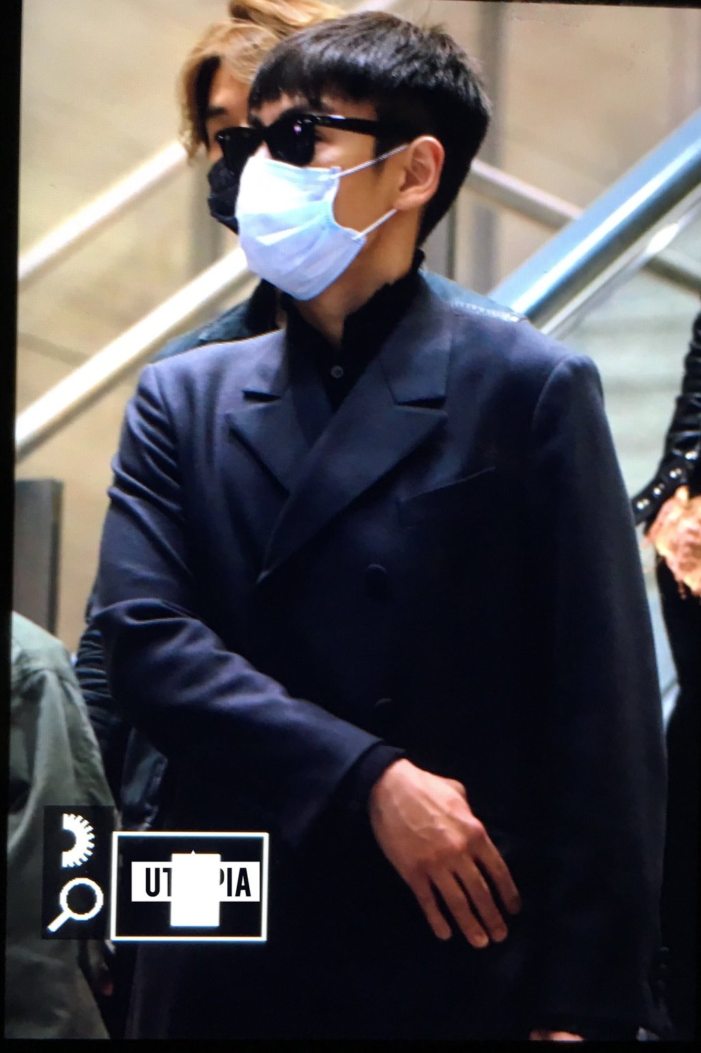 BIGBANG Arrival Seoul From Changsha 2016-03-27 (8)