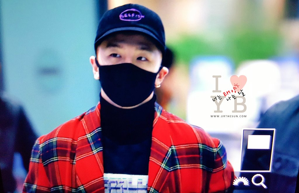 BIGBANG Arrival Seoul From Changsha 2016-03-27 (9)
