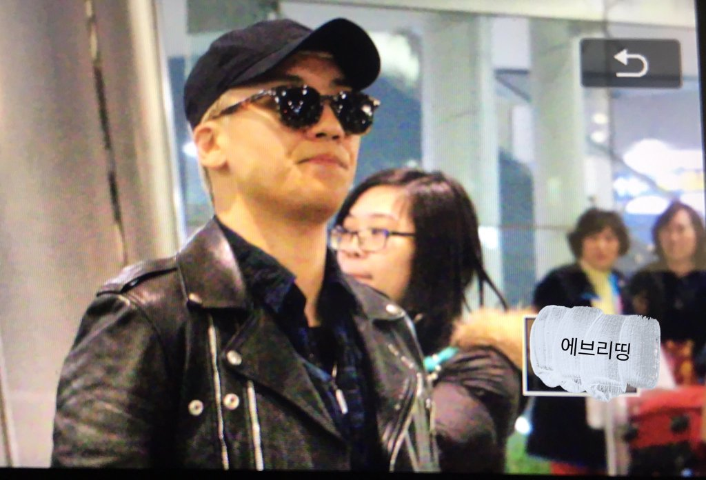 BIGBANG Arrival Seoul From Changsha 2016-03-27 (16)