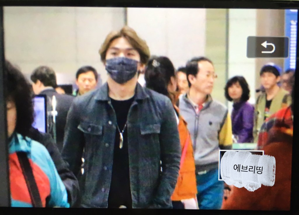 BIGBANG Arrival Seoul From Changsha 2016-03-27 (26)