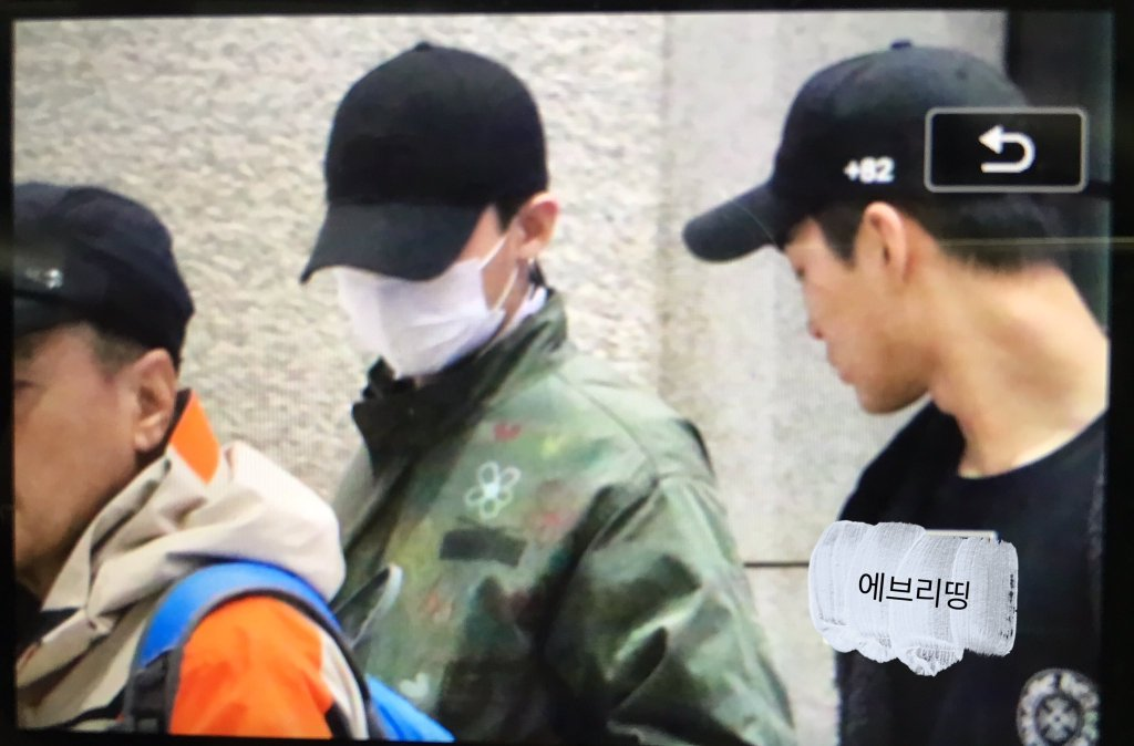 BIGBANG Arrival Seoul From Changsha 2016-03-27 (27)