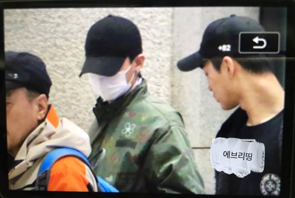BIGBANG Arrival Seoul From Changsha 2016-03-27 (28)