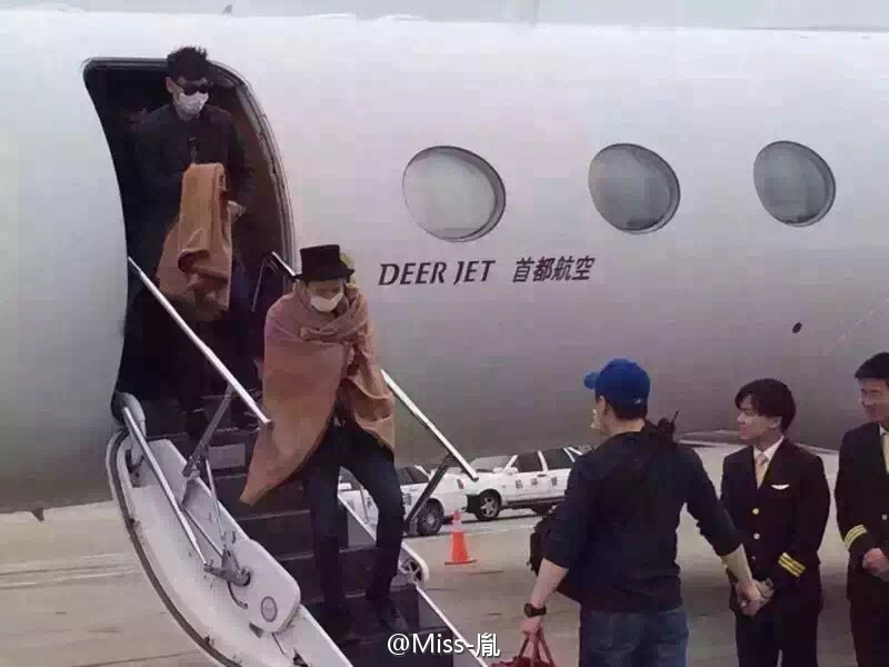 BIGBANG - Hangzhou Airport - 24mar2016 - Miss-胤 - 01