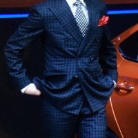 G-Dragon Beijing Motor Show Hyundai 2016-04-25 (3)