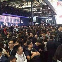G-Dragon Beijing Motor Show Hyundai 2016-04-25 (13)