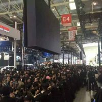 G-Dragon Beijing Motor Show Hyundai 2016-04-25 (14)