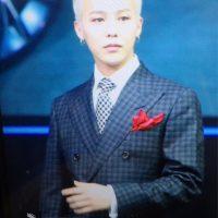 G-Dragon Beijing Motor Show Hyundai 2016-04-25 (18)