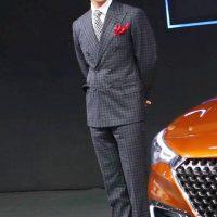 G-Dragon Beijing Motor Show Hyundai 2016-04-25 (23)