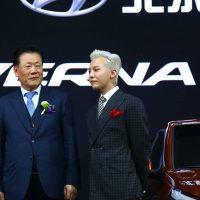 G-Dragon Beijing Motor Show Hyundai 2016-04-25 (28)