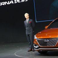 G-Dragon Beijing Motor Show Hyundai 2016-04-25 (30)