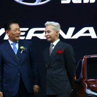 G-Dragon Beijing Motor Show Hyundai 2016-04-25 (39)